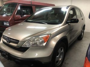 2007 Honda CRV LX FWD Clean Title Automatic for Sale in Sacramento, CA