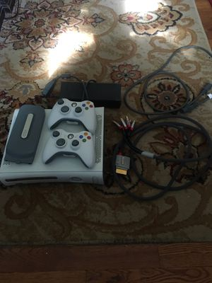 Xbox 360 with games for Sale in Alexandria, VA