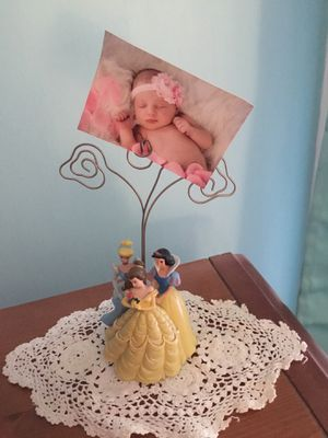 Disney Princess Picture Holder for Sale in Waynesburg, PA