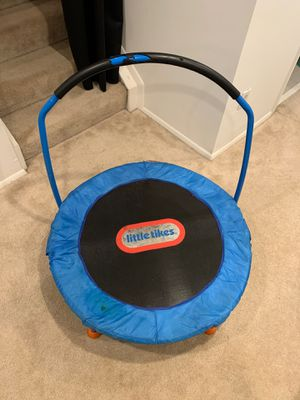 Little Tikes Trampoline for Sale in Annandale, VA
