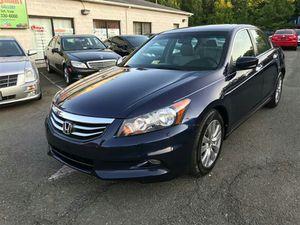 2012 Honda Accord Exl, clean title, 69k miles for Sale in Manassas, VA