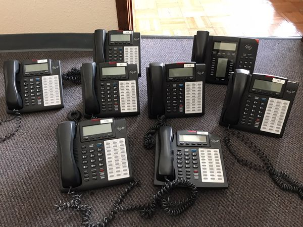 Esi IP phone system