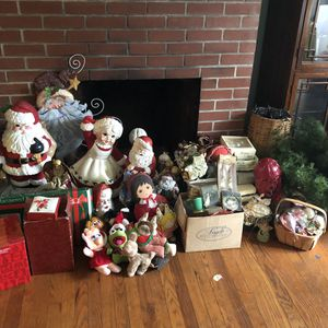 Christmas Decorations for Sale in Waterbury, CT