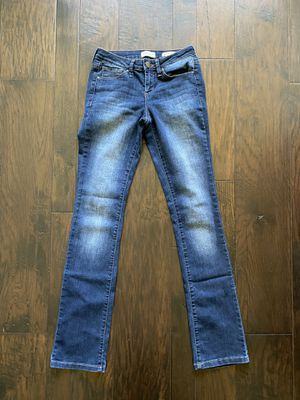Jessica Simpson Just Pencil Me Straight Jeans w25 for Sale in Pineville, LA