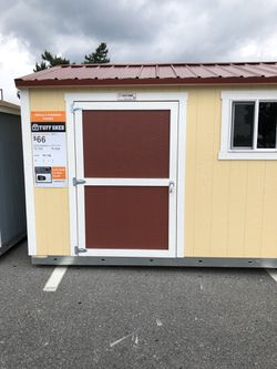 10 x 12 Tuff Shed TR-700 (free installation) for Sale in Silver Spring,  MD