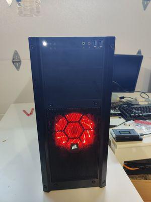 Budget gaming computer - Intel Q6600 quad core, 8GB RAM, 500GB HD, AMD HD 7970/R9 280x, Corsair 300r, Win10 for Sale in Columbus, OH