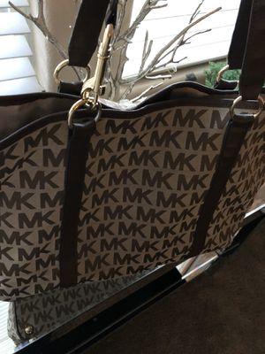 Large MK Signature tote bag for Sale in Las Vegas, NV