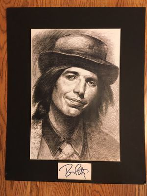 Tom Petty Art Authentic Who loves Tom Petty $100 for Sale in Baltimore, MD