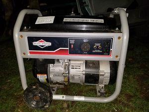 Briggs and Stratton generator 3500 watt for Sale in Lynnwood, WA