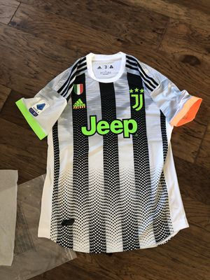 Juventus palace 4th kit soccer jersey 19/20 for Sale in Plano, TX