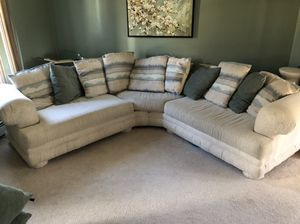 White Couch Free for Sale in Eagleville, PA
