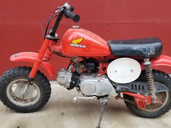 1982 Honda Z50 for Sale in Buckley,  WA