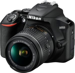 Nikon Camera D3500 18-55mm with Lense + Bag for Sale in Fort Worth, TX
