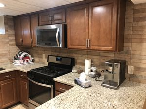 Kitchen for sale included the granite counter top and appliance for Sale in Peabody, MA
