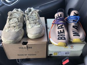 Yeezys and Pharrell human races for Sale in Miami, FL