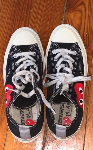 Comme Des Garçons (converse play) for Sale in Boston, MA