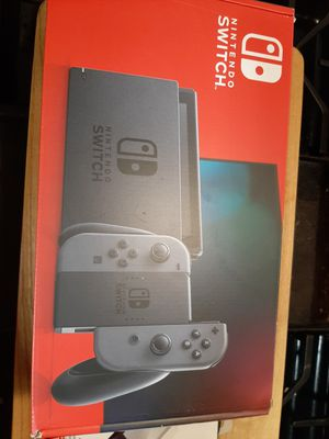 Just box and hdmi,joy cons holder, and a glass protector for Sale in Los Angeles, CA