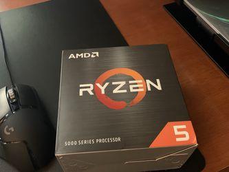 Ryzen 5 5600X for Sale in Bellevue,  WA