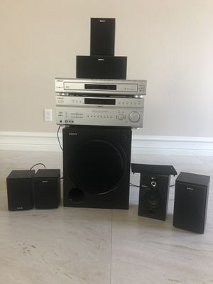 Sony Sound System for Sale in Delano, CA