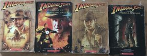 Used Indiana Jones books for sale for Sale in Falls Church, VA