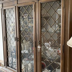 Dining Table And China Cabinet for Sale in Costa Mesa, CA