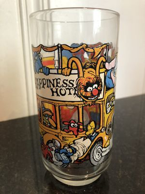 Muppets collectible glass from McDonald's for Sale in Encinitas, CA
