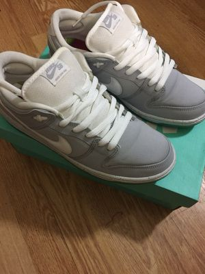 NIKE SB Dunk Low Premium Marty McFly for Sale in Los Angeles, CA