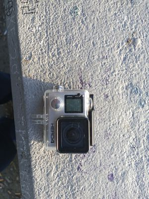 Go Pro Hero 4 with Water Proof Case for Sale in San Diego, CA