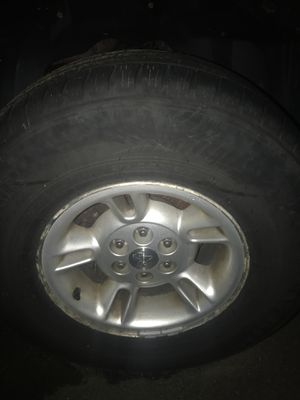 Dodge Dakota Sport tires and rims truck is free for Sale in Burlington, MA