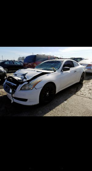 2009 Infiniti G37 parting out parts only for Sale in Fullerton, CA