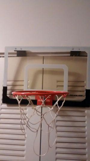 Mini Basketball hoop door hang on for Sale in Rockville, MD
