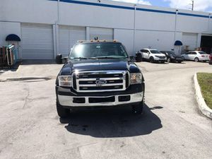 2005 Ford F450 Super Duty for Sale in Hollywood, FL