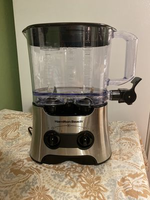 Hamilton Beach 52147H Dual Wave Versatile Blender, Silver for Sale in Glendora, CA