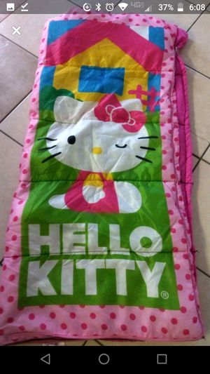 Hello Kitty Sleeping bag for Sale in Hudson, FL