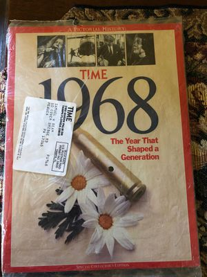 Time Magazine 1968 Pictorial History for Sale in Harrisburg, PA