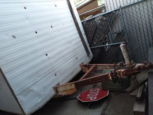 Trailer 14x6. Diamond floor. Home made no title for Sale in Phoenix, AZ