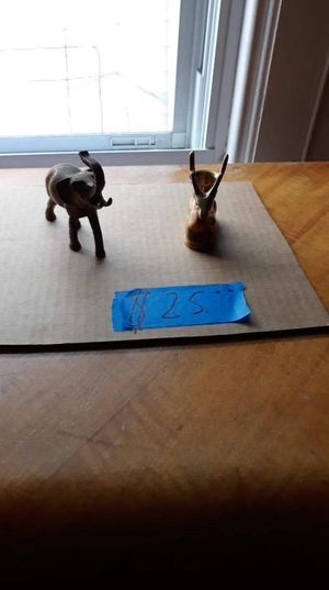 Bunny and elephant for Sale in East Hartford, CT
