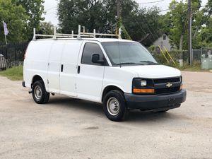 2011 chevy exppress van cargo van for Sale in Houston , TX