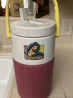 Coleman Brand Drink Thermos 10x5 Inches for Sale in Fresno,  CA