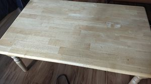 Wood coffee table for Sale in Portland, OR