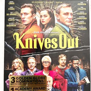 Movie Knives Out • New And sealed • for Sale in Artesia, CA