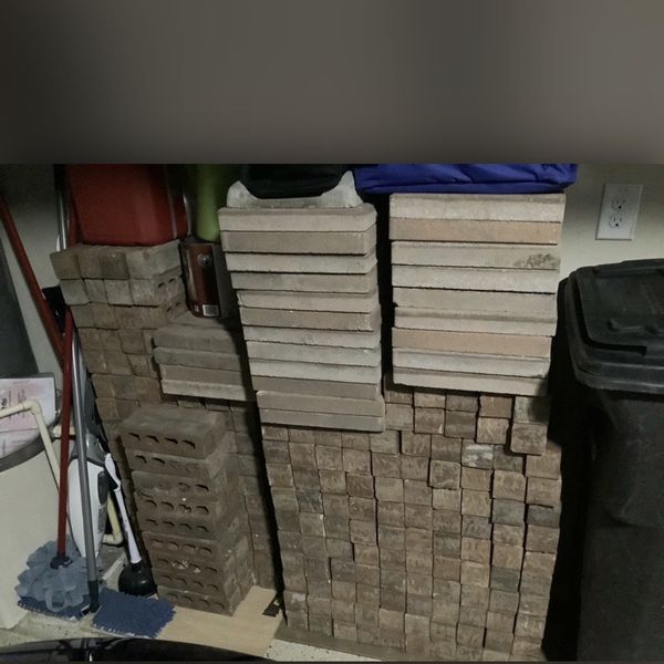 Free Brick And A Few Stone
