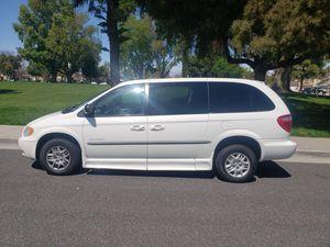 Wheelchair conversion handicap Van for Sale in Buena Park, CA