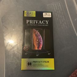 iPhone 11 Pro Privacy Screen Protector for Sale in Downey,  CA