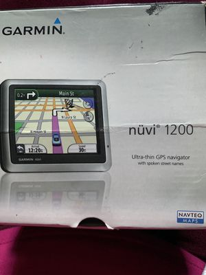 Garmin nüvi 1200 for Sale in New Hill, NC