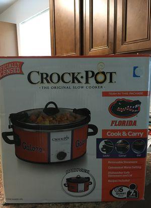 Florida Gators Crock Pot for Sale in Cocoa, FL