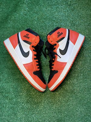 Jordan 1 max orange size 10.5 for Sale in Alexandria, VA