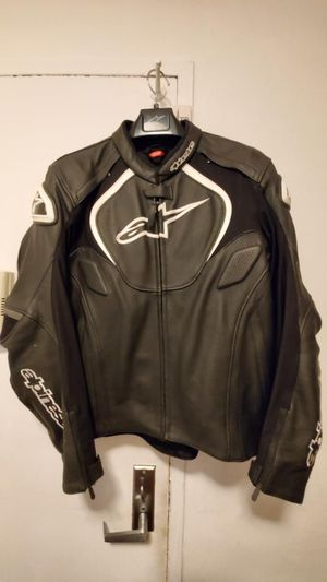 ALPINESTARS LEATHER jacket for Sale in The Bronx, NY