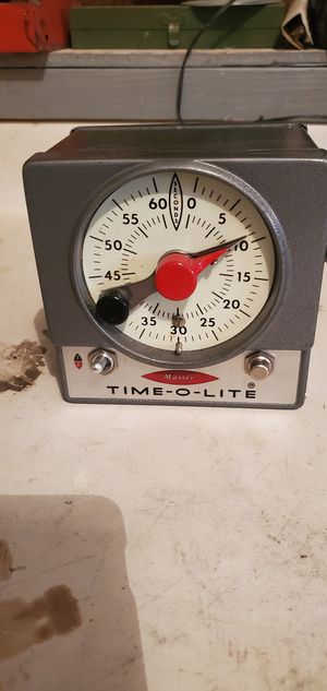 Time-O-Lite Timer M-59 for Sale in TRI CITIES, WA
