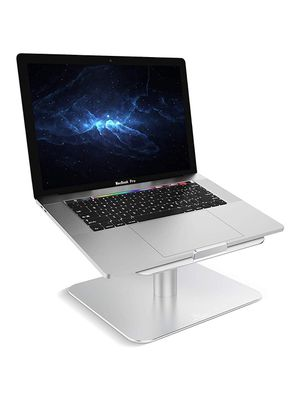Laptop Notebook Stand, Lamicall Laptop Riser: [360-Rotating] Desktop Holder Compatible with Apple MacBook, Air, Pro, Dell XPS, HP, for Sale in Bakersfield, CA